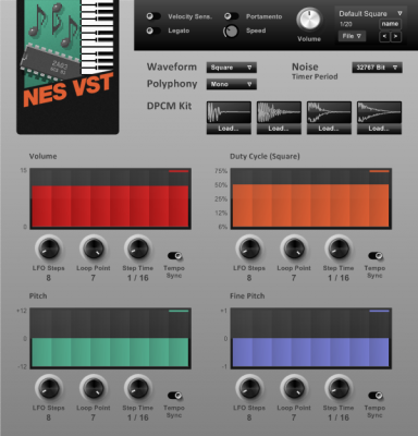 fl studio 8 bit plugin